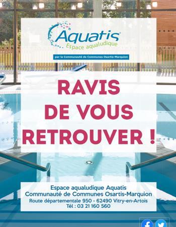 Aquatis Octobre 2021
